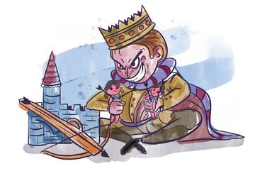 Joffrey Torture Cover